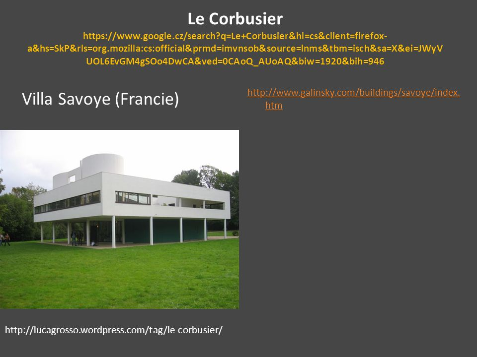 Villa Savoye (Francie)