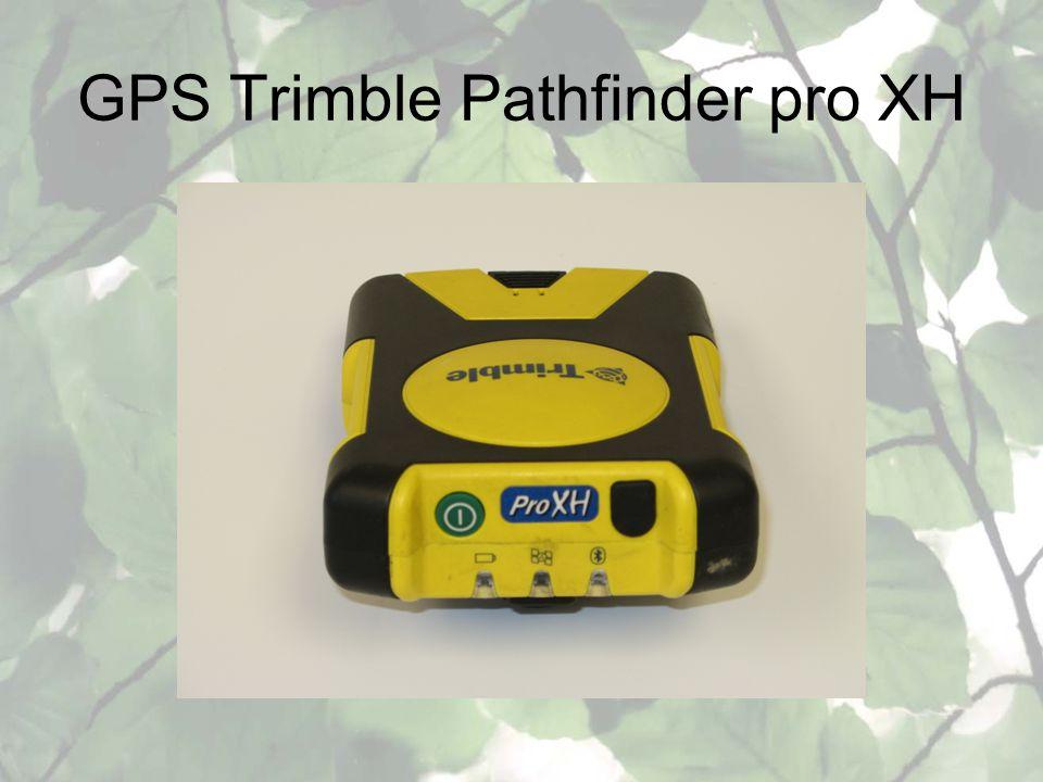 GPS Trimble Pathfinder pro XH