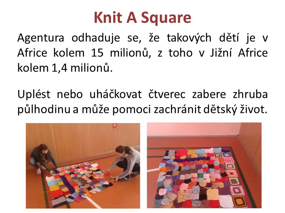 Knit A Square