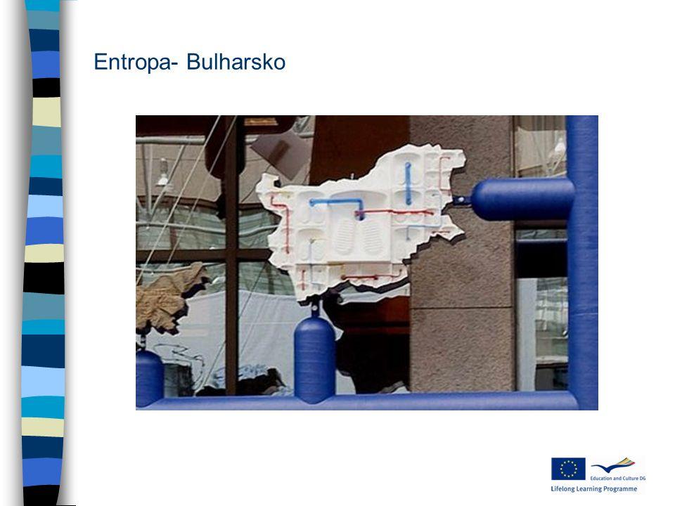 Entropa- Bulharsko