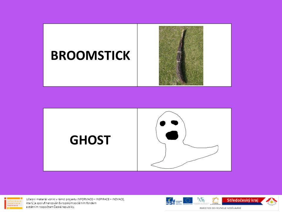 BROOMSTICK GHOST.