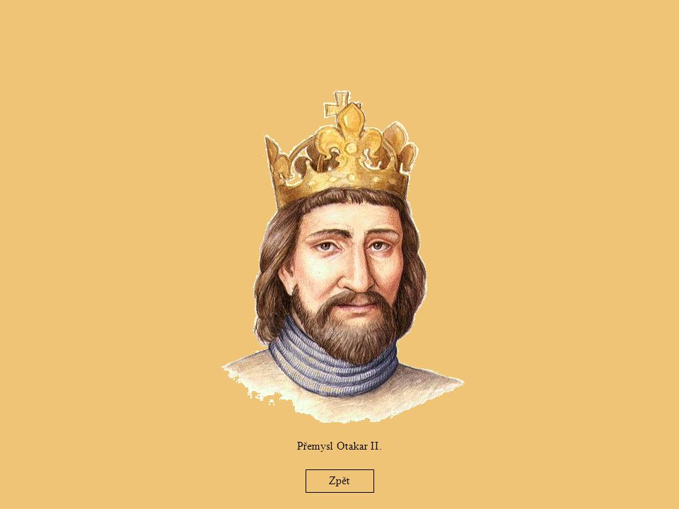 34 Přemysl Otakar II. Zpět