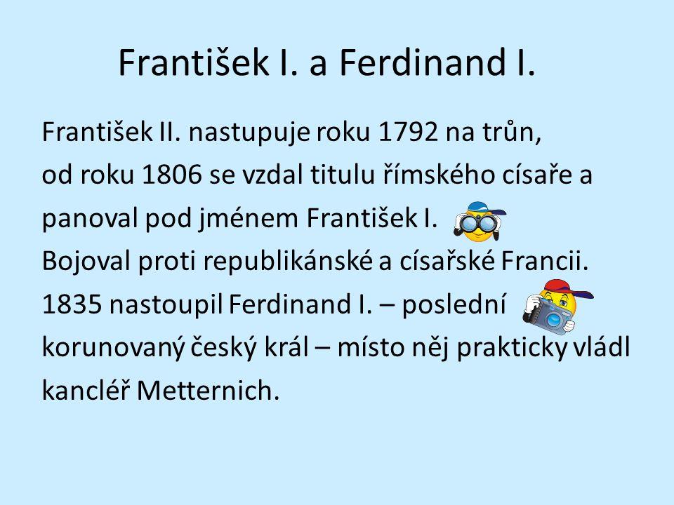 František I. a Ferdinand I.