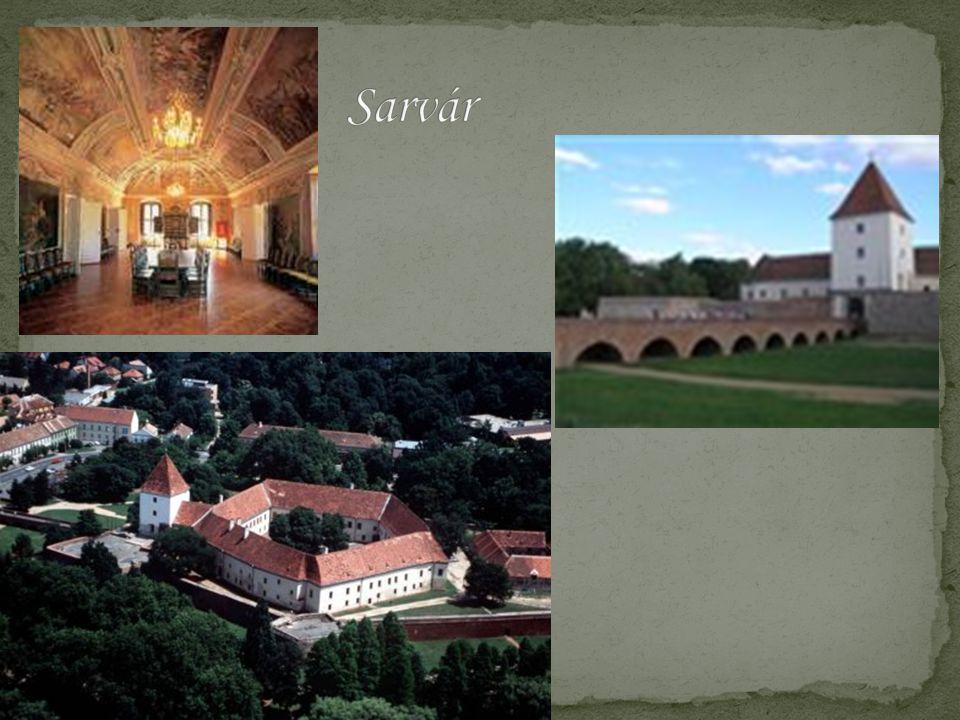 Sarvár