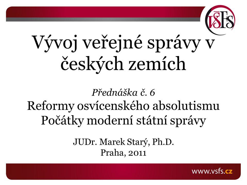 JUDr. Marek Starý, Ph.D. Praha, 2011