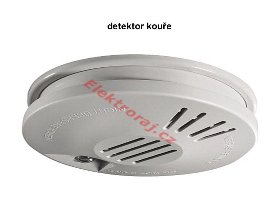 detektor kouře