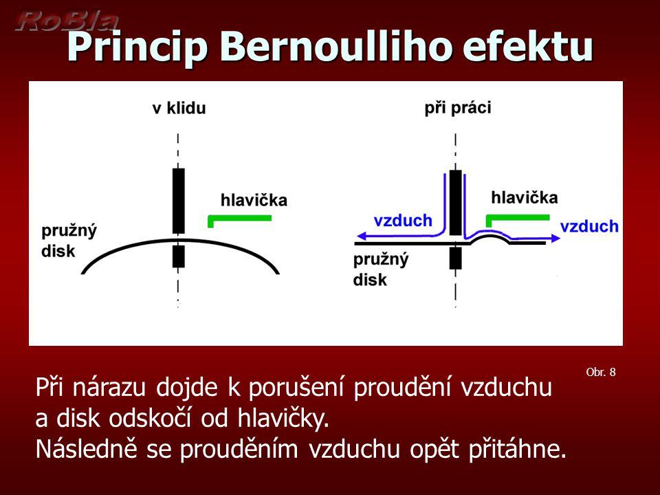 Princip Bernoulliho efektu