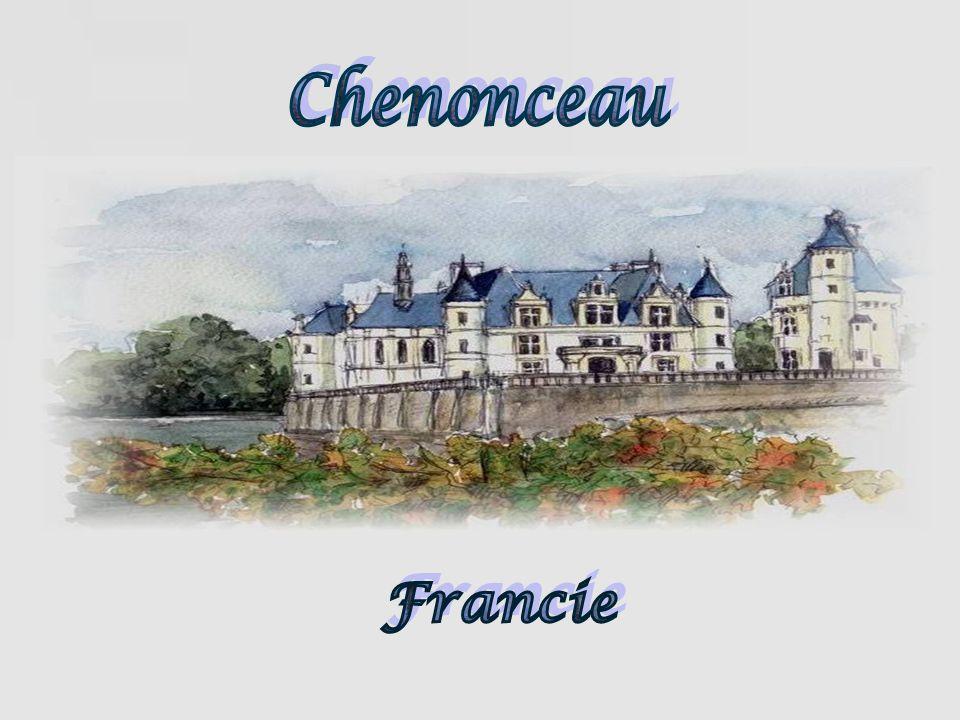 Chenonceau Francie