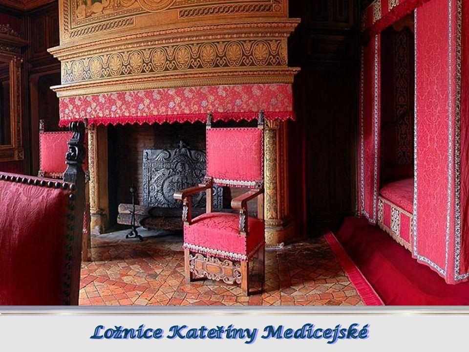 Ložnice Kateřiny Medicejské