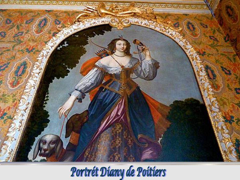 Portrét Diany de Poitiers