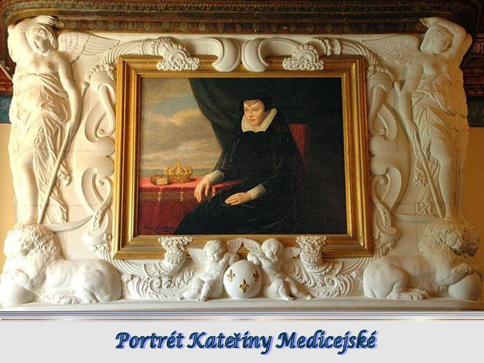Portrét Kateřiny Medicejské
