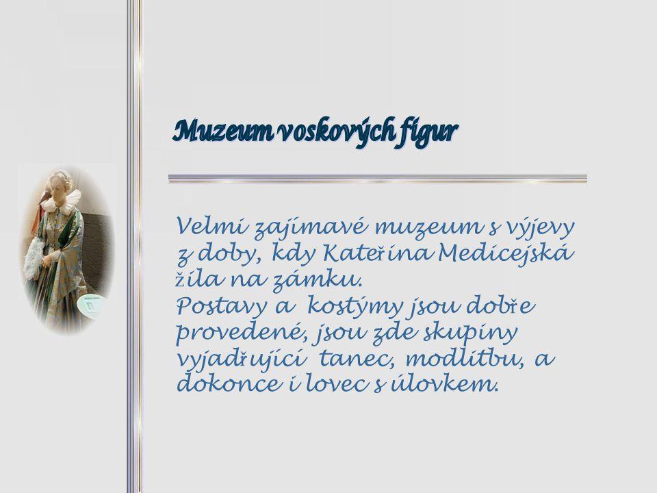 Muzeum voskových figur