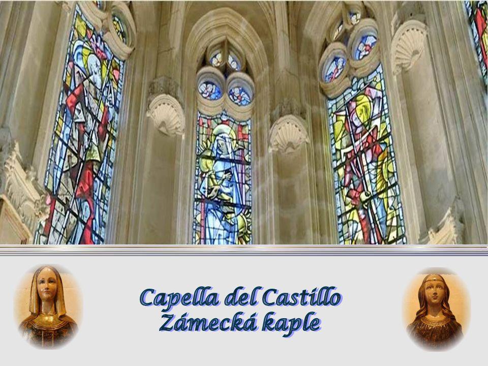 Capella del Castillo Zámecká kaple
