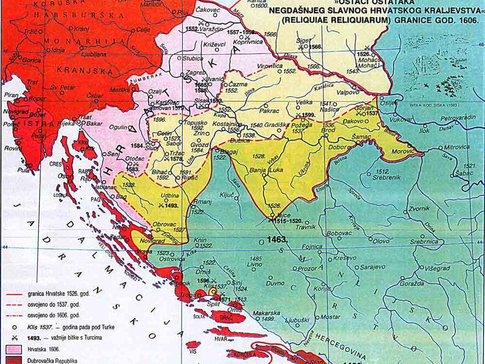 Politická a ideová východiska chorvatských národně-integračních ideologií 19. století