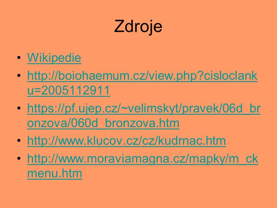Zdroje Wikipedie http://boiohaemum.cz/view.php cisloclanku=2005112911