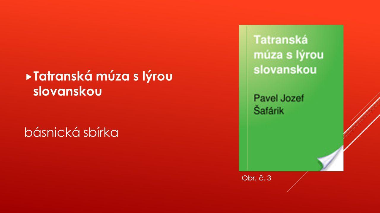 Tatranská múza s lýrou slovanskou