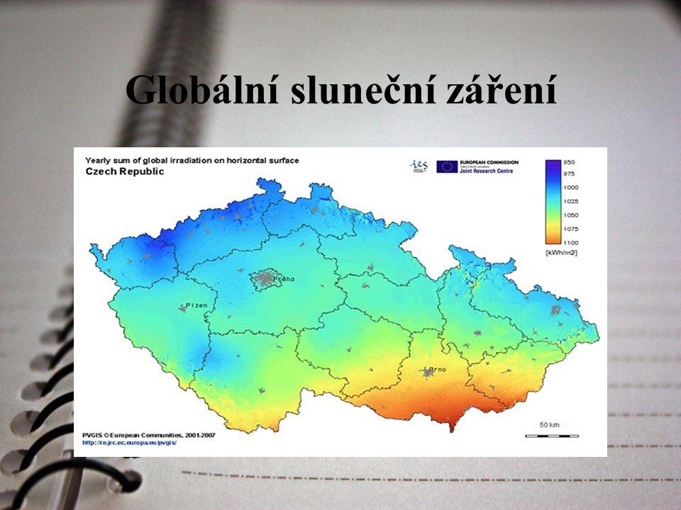 Globální sluneční záření