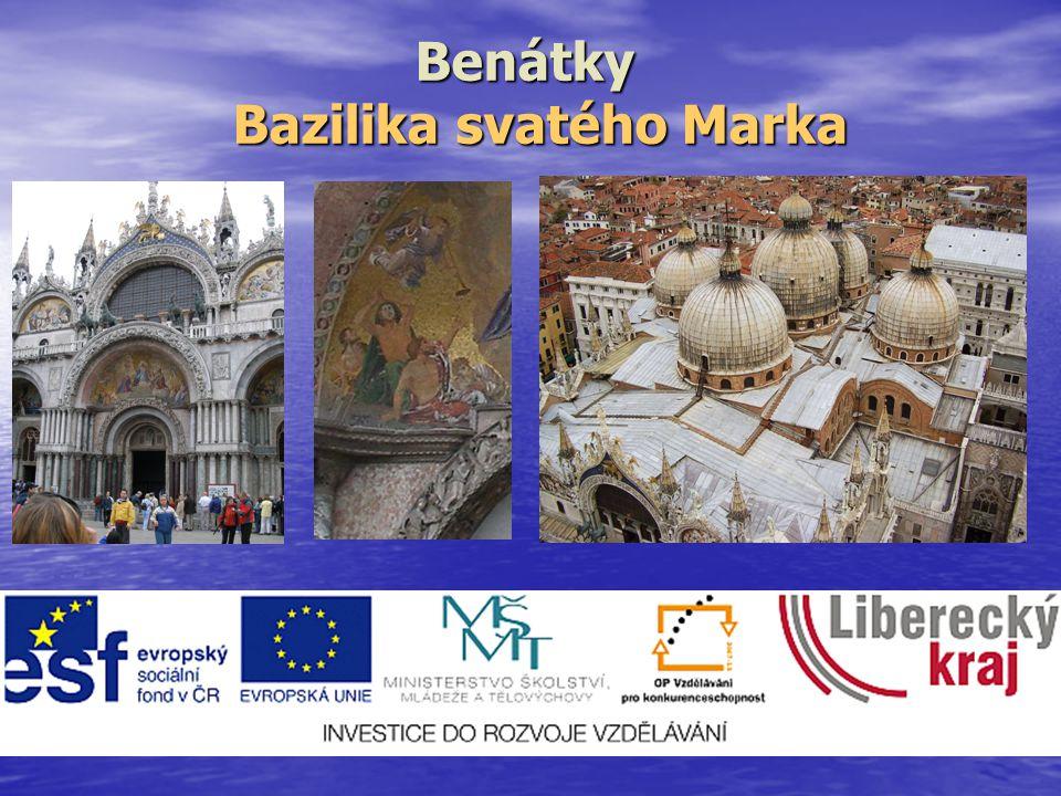 Bazilika svatého Marka