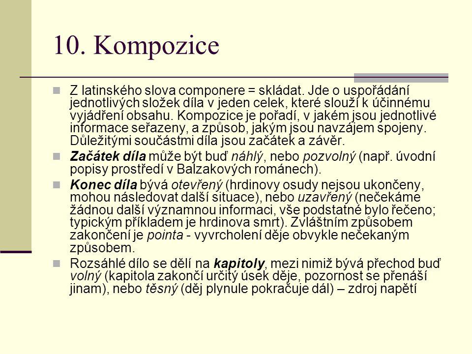 10. Kompozice
