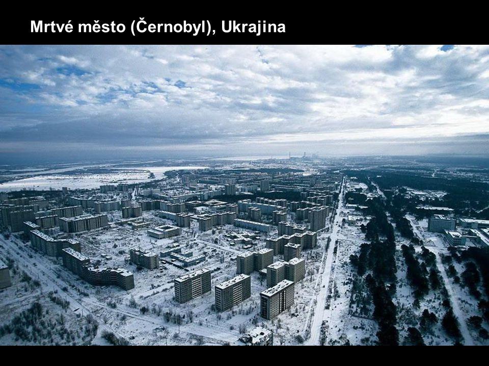 Mrtvé město (Černobyl), Ukrajina