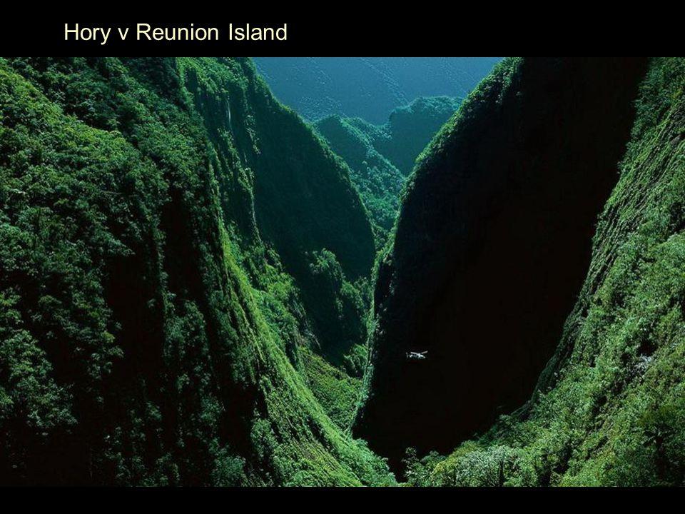 Hory v Reunion Island