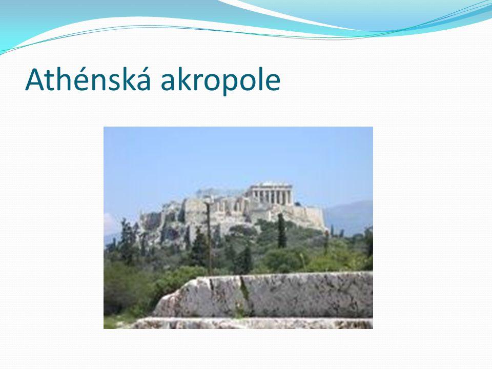 Athénská akropole