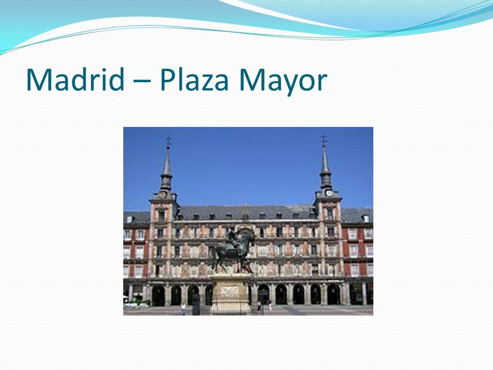 Madrid – Plaza Mayor