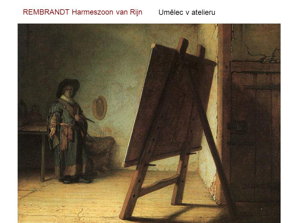 REMBRANDT Harmeszoon van Rijn