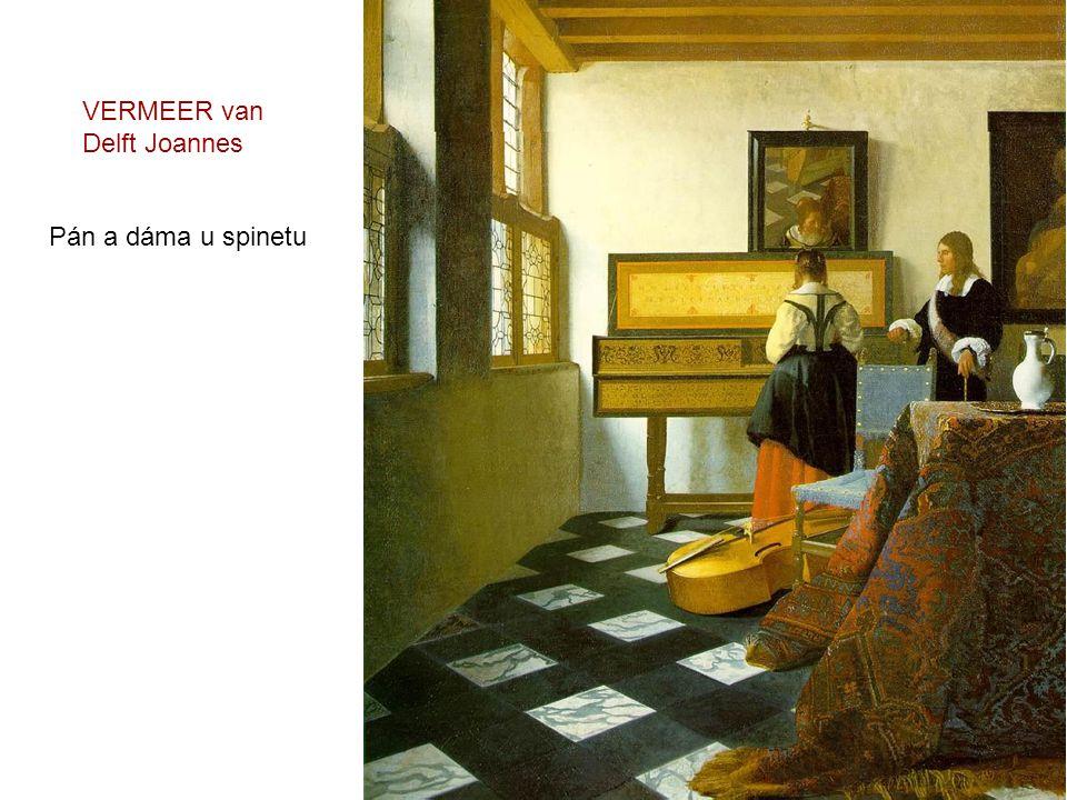 VERMEER van Delft Joannes