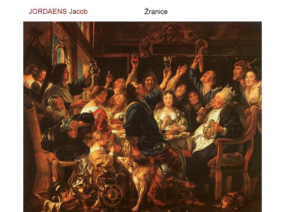JORDAENS Jacob Žranice