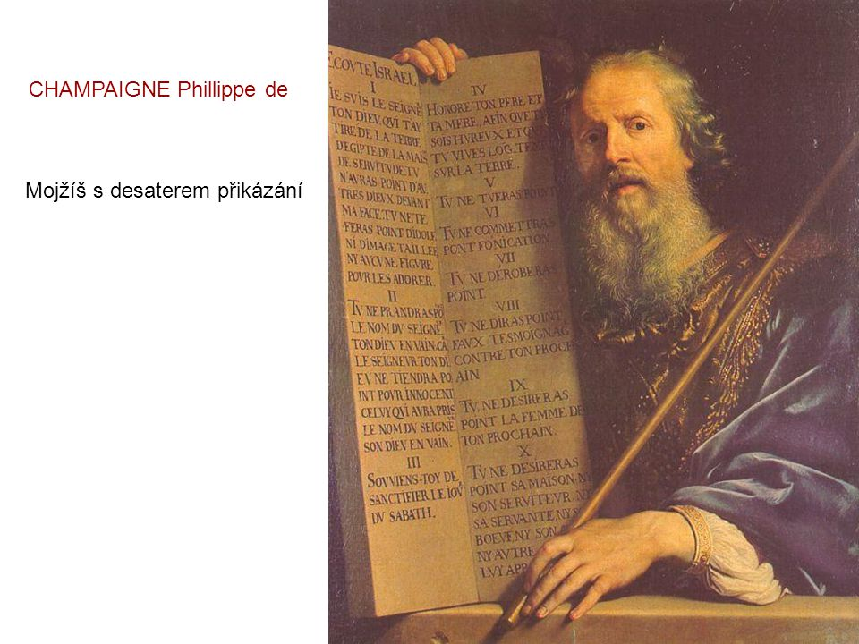 CHAMPAIGNE Phillippe de