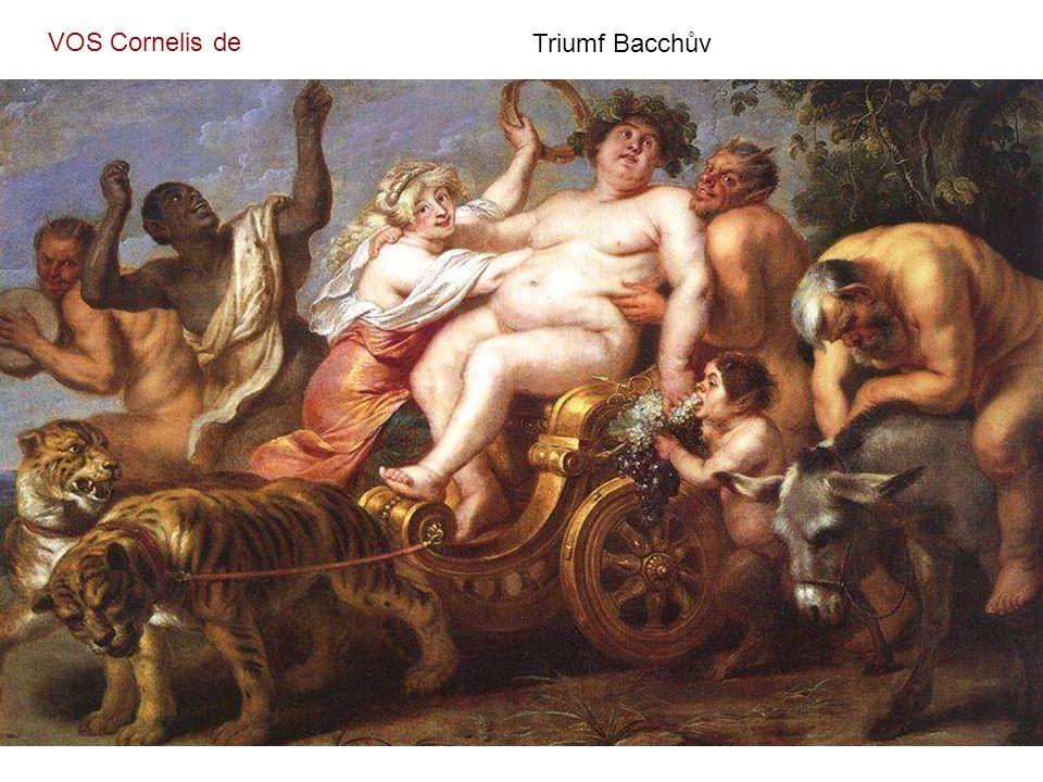 VOS Cornelis de Triumf Bacchův