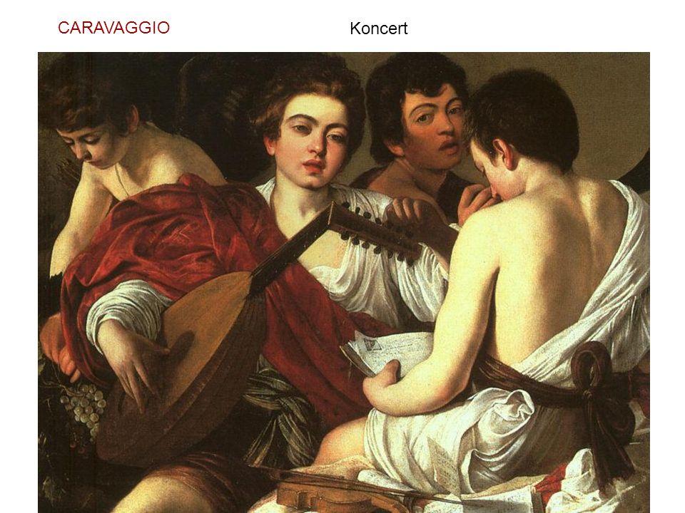 CARAVAGGIO Koncert