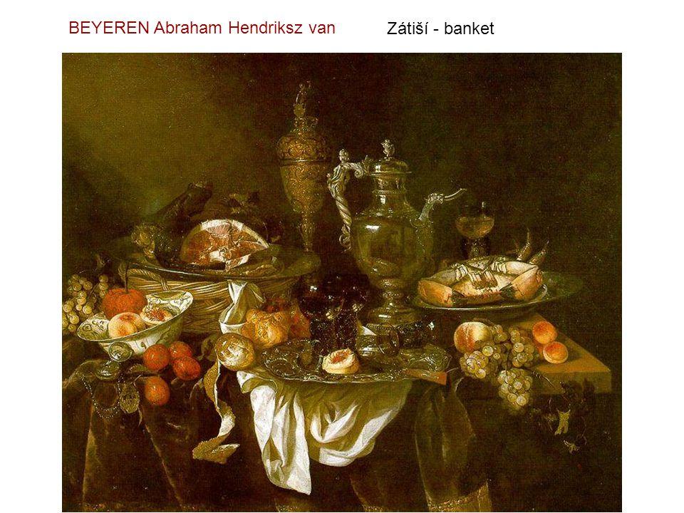 BEYEREN Abraham Hendriksz van