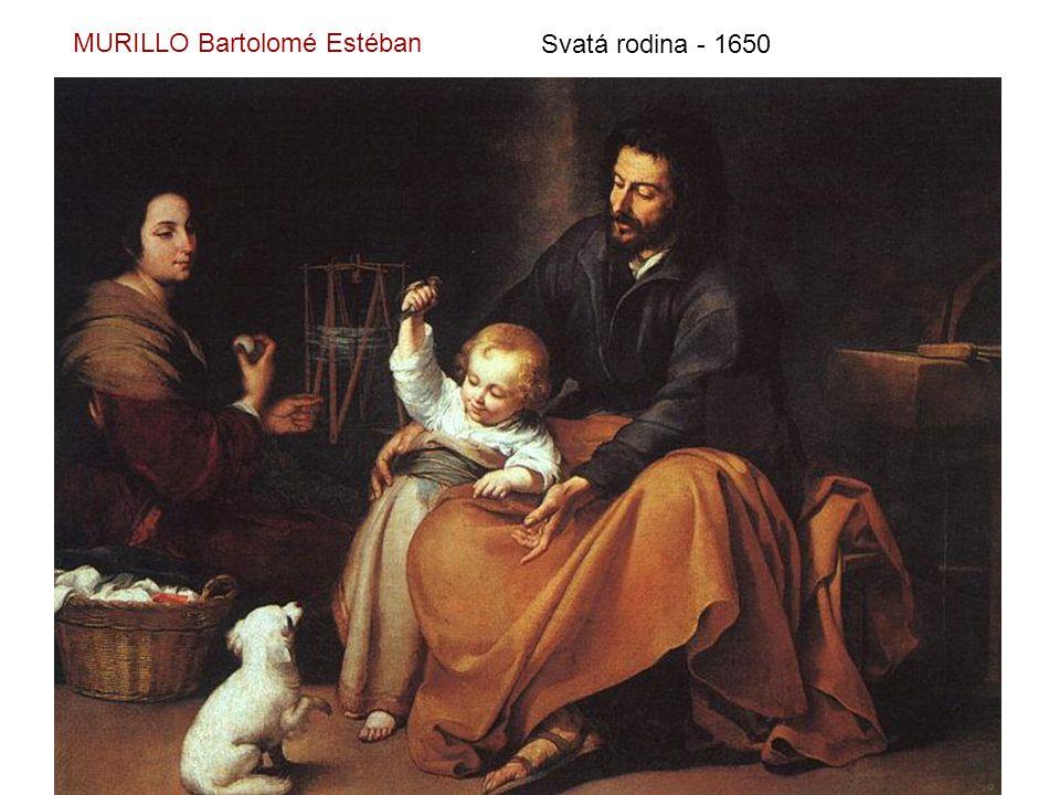 MURILLO Bartolomé Estéban