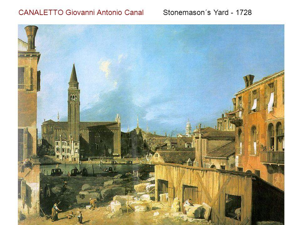 CANALETTO Giovanni Antonio Canal
