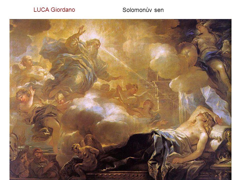 LUCA Giordano Solomonův sen