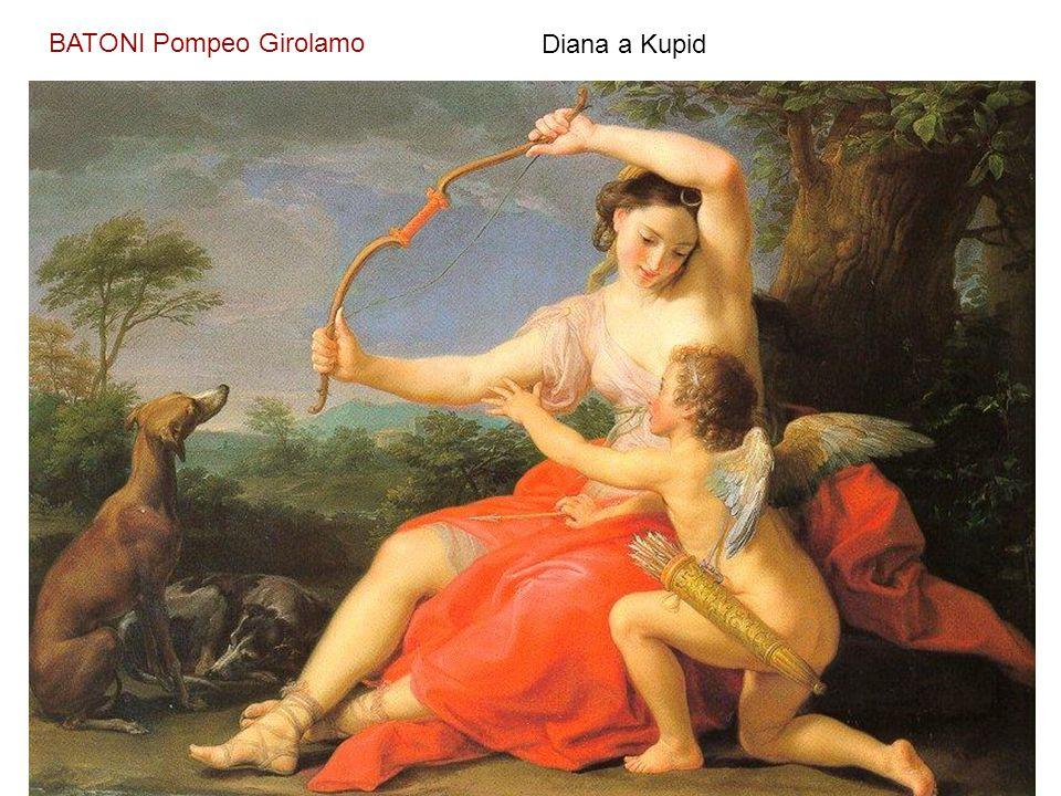 BATONI Pompeo Girolamo