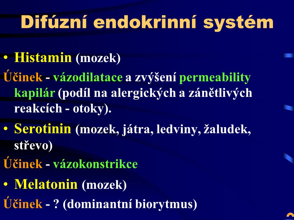 Difúzní endokrinní systém