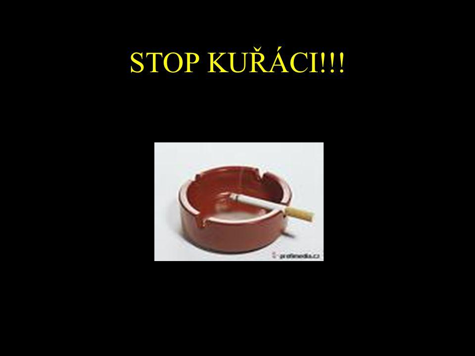 STOP KUŘÁCI!!!