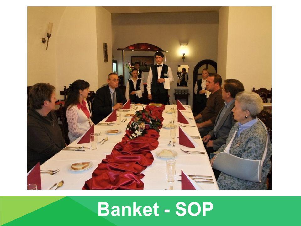 Banket - SOP