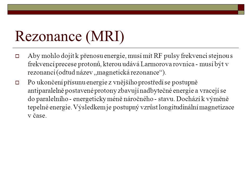 Rezonance (MRI)