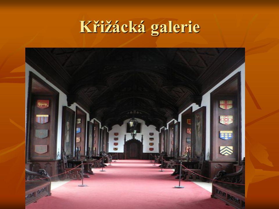 Křižácká galerie