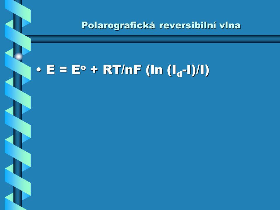 Polarografická reversibilní vlna