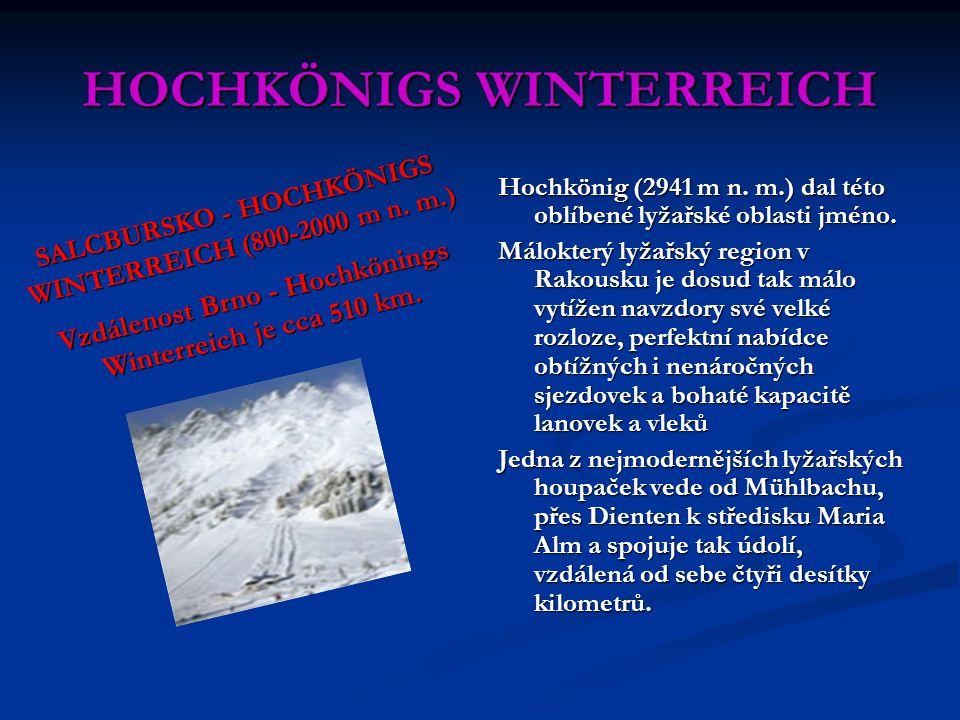 HOCHKÖNIGS WINTERREICH