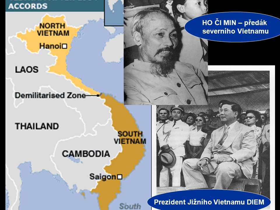 Prezident Jižního Vietnamu DIEM