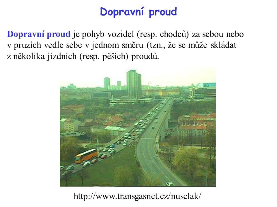 Dopravní proud