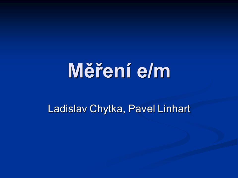 Ladislav Chytka, Pavel Linhart