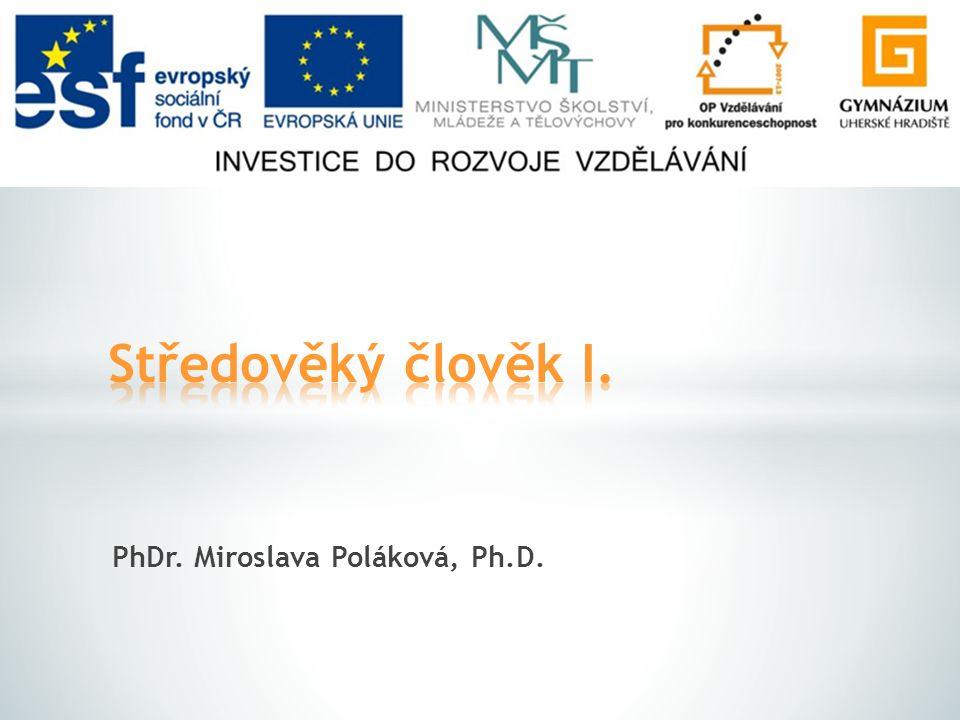 PhDr. Miroslava Poláková, Ph.D.
