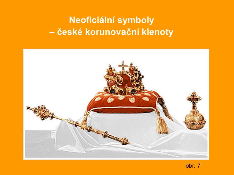 – české korunovační klenoty